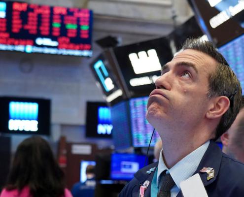 Coronavirus and the stock market fall
