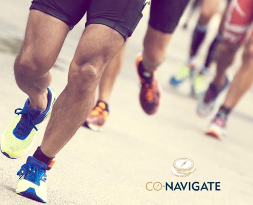 Saltwell 10 Road Race Runners Co-Navigate Newcastle Financial Advisers
